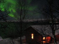 Self-catering Northern Lights Holiday